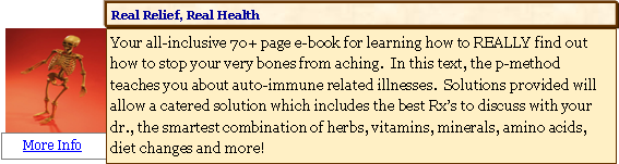 Real Relief, Real Health eBook